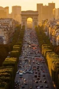 Champs Élysées,Paris