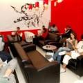 Manga Café: salon de thé+mangas+jeux vidéo à Paris