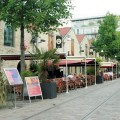 Balade cour Saint-Emilion